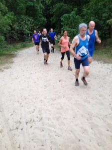 Gratis is trail clinics in juni voor de Oosterhoutse Trail.